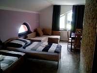 Apartmán č.2 - ubytování Vacenovice