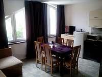 Apartmán č.2 - kuchyně - pronájem Vacenovice