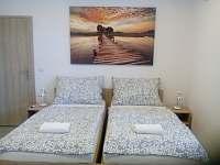 apartmán č.3 ložnice - Vacenovice