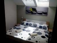 Ložnice apartmán č.2 - pronájem Vacenovice