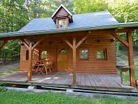 ubytování Želechovice nad Dřevnicí Chata k pronájmu