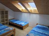 4 lůžkový pokoj - apartmán k pronajmutí Moravská Nová Ves