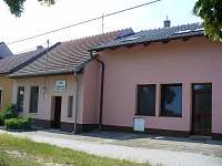 Apartmán Morajda - ubytování Moravská Nová Ves