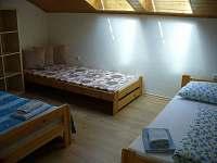Čtyř lůžkový pokoj
