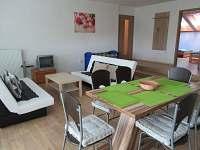 Obývací prostor - apartmán k pronájmu Moravská Nová Ves