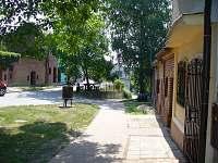 Sklepní ulička Výmol - pronájem apartmánu Moravská Nová Ves