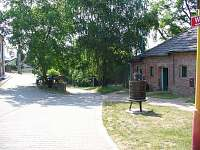 Sklepní ulička Výmol - Moravská Nová Ves