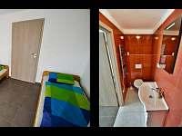 Apartmán 3 - chalupa ubytování Drnholec