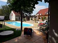 Apartmán na horách - dovolená Koupaliště Olbramovice rekreace Pouzdřany