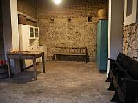 atrium - chalupa ubytování Rudice u Blanska