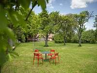 zahrada - Rudice u Blanska