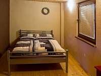 ložnice 1x dvoulůžko