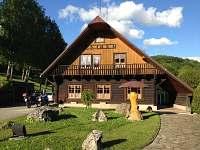 Penzion na horách - dovolená Koupaliště Jasenná rekreace Rusava