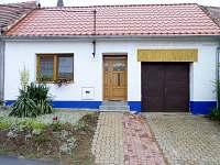 ubytování v Lednicko-Valtickém areálu Chalupa k pronajmutí - Vrbice