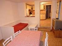 Obývací pokoj/jídelna