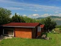 ubytování na Pálavě Chatky na horách - Šakvice