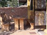 Posezení na terase