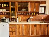 kuchyňka - Hovorany