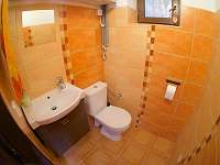 WC v přízemí - Hovorany