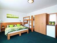 Pasohlávky ubytování 32 lidí  ubytování