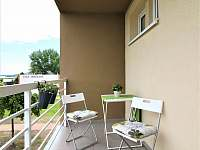 Čtyřlůžkový s balkonem - Deluxe - Pasohlávky