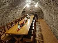Kvelbený sklep - ubytování Moravský Žižkov