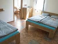 Pokoj č.3 - ubytování Moravský Žižkov