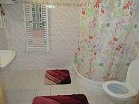 Zahradní domek - koupelna
