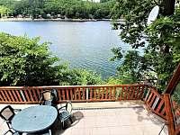 ubytování Vranovská přehrada - Štítary Chata k pronajmutí