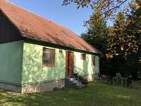 ubytování v Moravském krasu Chata k pronájmu - Suchý