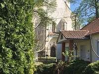 Petrův dům u mlýna - chalupa k pronajmutí - 11 Slup