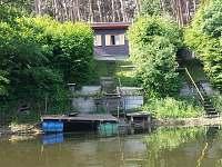 Chaty a chalupy Přehrada Jevišovice na chatě k pronájmu - Jazovice