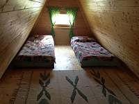 Chata k pronajmutí - dovolená Koupaliště Těmice rekreace Mlýnky
