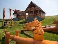 ubytování Lyžařský areál Němčičky v chatkách na horách - Velké Bílovice