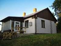 Chata k pronajmutí - okolí Rudic