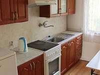 Chata Jedovnice - kuchyně
