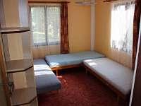Chata Jedovnice - pokoj 2