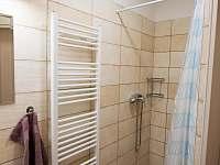 Apartmán č.1 koupelna - Šatov