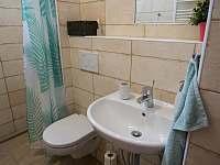 Apartmán č.2 koupelna - Šatov