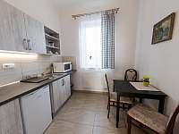Apartmán č.2 kuchyňka - Šatov