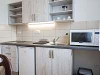 Apartmán č.2 kuchyňka - ubytování Šatov