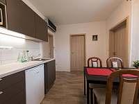 Apartmán č.3 kuchyňka - Šatov