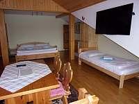 Apartmán 1A - ložnice - pronájem Podivín