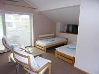 Apartmán 1B - ložnice - Podivín