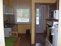 Apartmán 2 - kuchyně s jídelnou - pronájem Podivín
