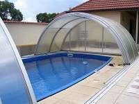 Bazén - apartmán ubytování Podivín