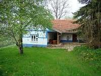 Modrá chalupa - chalupa ubytování Žítková - 2