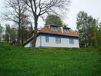 Chalupa k pronájmu - dovolená  Luhačovická přehrada rekreace Žítková