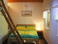 Ložnice s patrem - apartmán k pronajmutí Valtice
