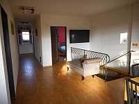 Lenošení u televize - apartmán k pronájmu Zaječí